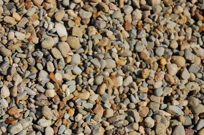 Pee gravel