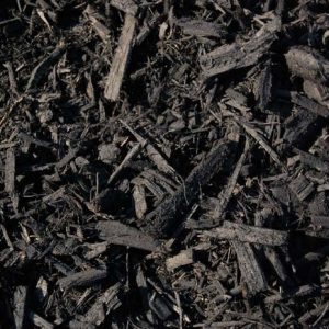 black-colored-mulch