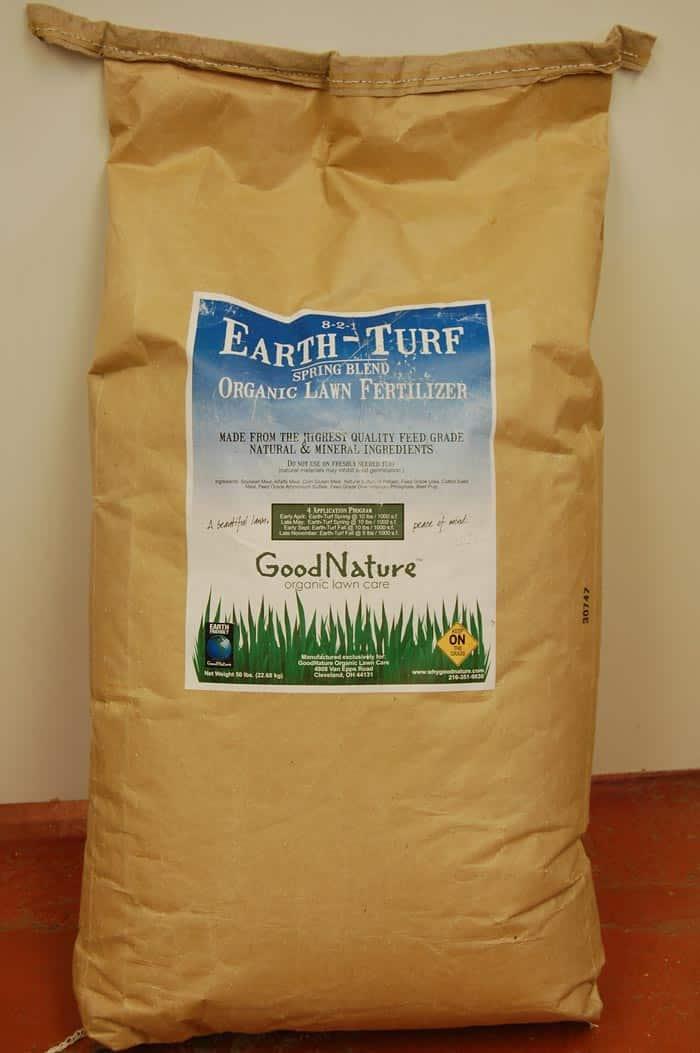 Good Nature Organic Lawn Fertilizer